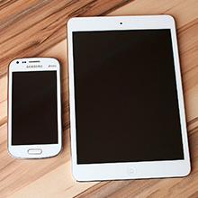 Récupération de données Smatphones & Tablettes